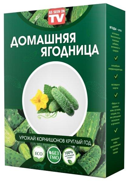 Набор для выращивания Домашняя ягодница Корнишоны
