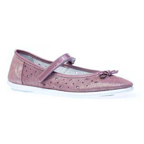 Туфли КОТОФЕЙ размер 34, розовый туфли котофей размер 34 розовый