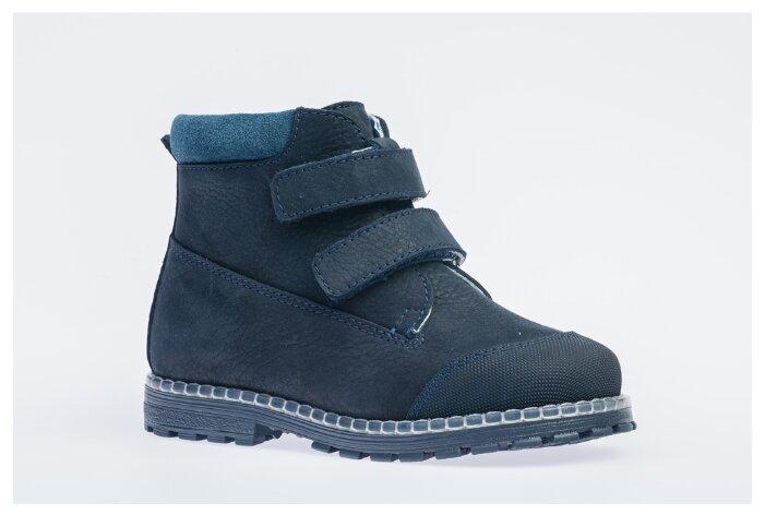 Ботинки КОТОФЕЙ размер 24, 21 синий