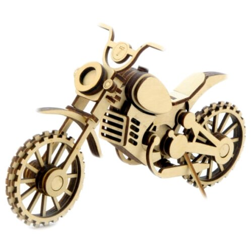 Сборная модель Lemmo Мотоцикл Кросс (МЦ-4)