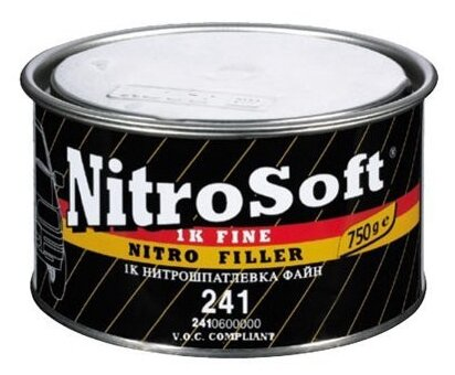 Шпатлевка HB BODY Nitrosoft 241
