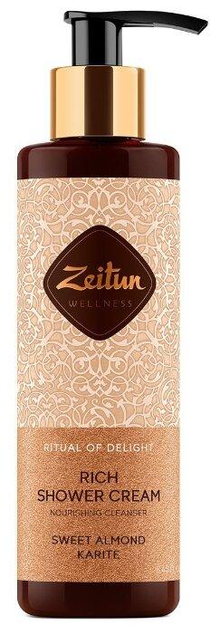 Крем для душа Zeitun Ритуал наслаждения