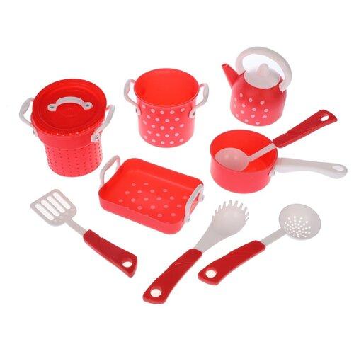 Набор посуды Наша игрушка LN196A