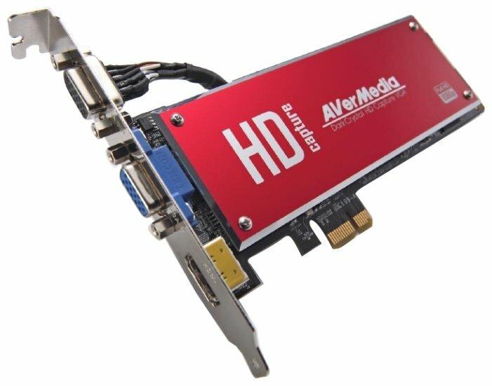 AVerMedia Technologies DarkCrystal HD Capture VGAPlus