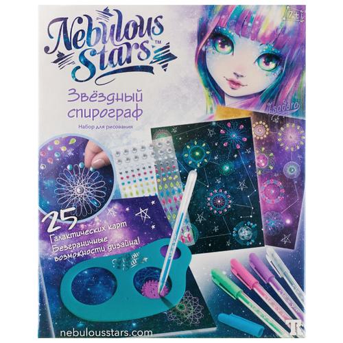 Купить Nebulous Stars Набор для рисования Звездный спирограф (11106), Наборы для рисования