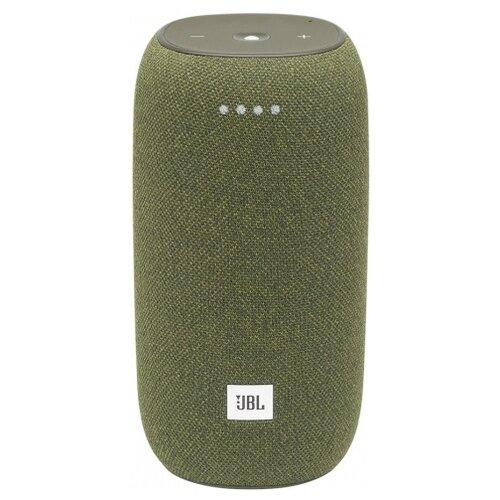 Умная колонка JBL Link Portable с Алисой, зелёный