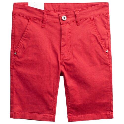 Бермуды playToday размер 116, красный шорты playtoday размер 116