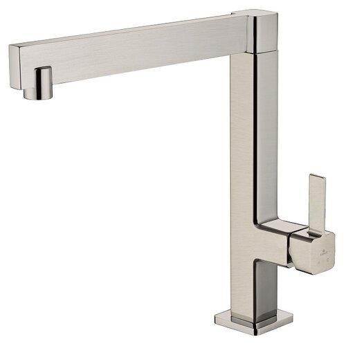 Фото - Смеситель для кухни (мойки) KAISER Vico 30044-5 однорычажный серебро смеситель для кухни мойки kaiser sonat 34044 5 однорычажный