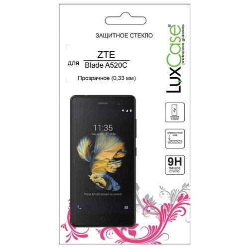 Защитное стекло LuxCase для ZTE Blade A520C прозрачный