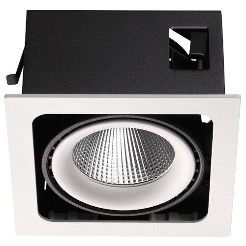 Встраиваемый светильник Novotech Gesso 358037 встраиваемый светильник novotech gesso 357582