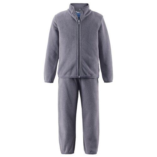 Купить Комплект одежды Lassie размер 98, темно-серый, Комплекты и форма