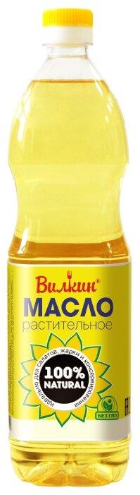 ЯНТА Масло соевое рафинированное дезодорированное Вилкин