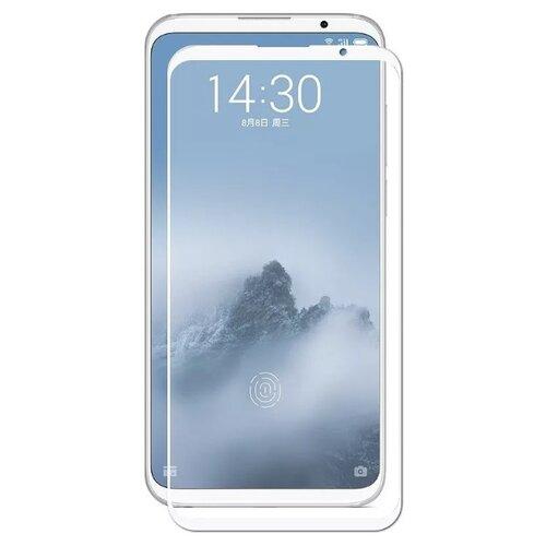 Защитное стекло TFN 2.5D для Meizu 16 белый