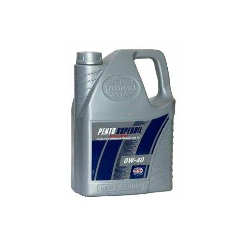 Моторное масло Pentosin Pento Superoil 0W-40 5 л