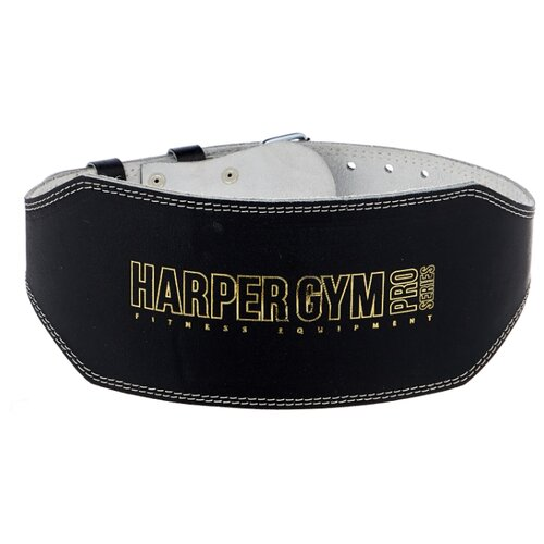 Пояс Harper Gym JE-2622 черный M