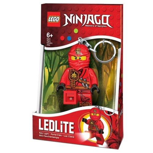 Брелок-фонарик LEGO LGL-KE77K, красныйБрелоки и ключницы<br>