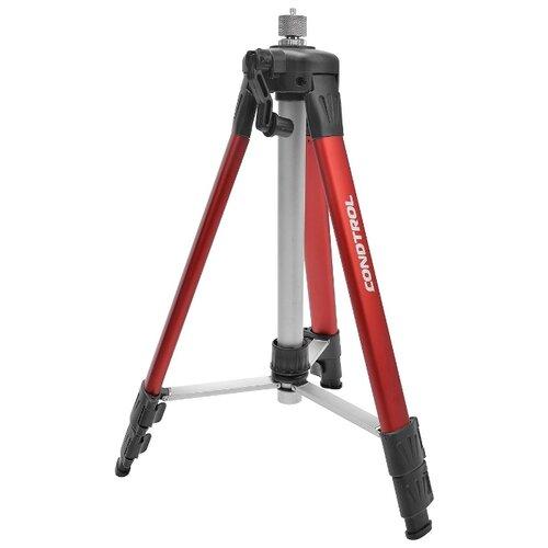 Штатив телескопический Condtrol H130 красный/черный/серебристый