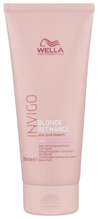 Wella Professionals бальзам уход оттеночный Invigo Blonde