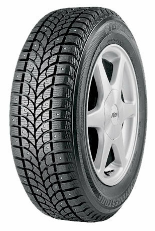 Автомобильная шина Bridgestone WT17 235/60 R16 зимняя шипованная