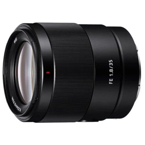 Объектив Sony 35mm f/1.8 (SEL35F18F) черный