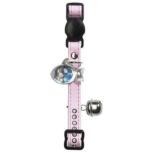 Ошейник HUNTER Modern Art Luxus светло-розовый