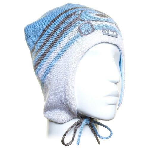 Шапка Reima размер 48, light blue шапка reima размер 48 pink