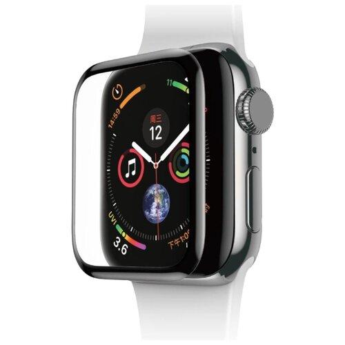 Защитное стекло COTEetCI Full Glue Glass для Apple Watch Series 4 44mm clear