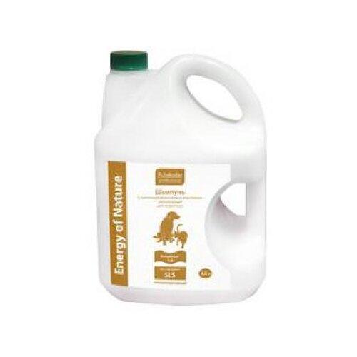 Шампунь Пчелодар Professional Energy of Natural питательный с маточным молочком и эластином Концентрат 1:4 5лКосметика и гигиена<br>