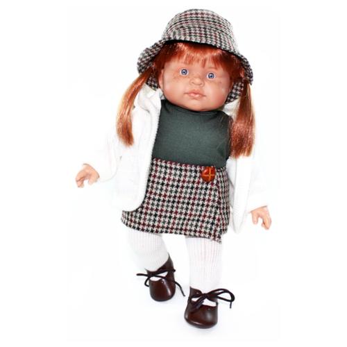 Кукла Lamagik Мари в клетчатой юбке, 35 см, 35038C