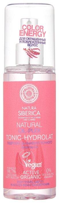 Natura Siberica Oil-plex Тоник-гидролат для окрашенных и поврежденных волос