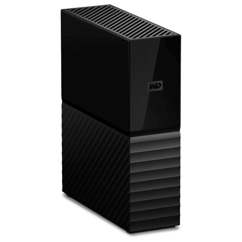 """Внешний жёсткий диск WD My Book (New) WDBBGB0120HBK-EESN 12ТБ 35"""" 5400RPM USB 3.0 (E4C)"""