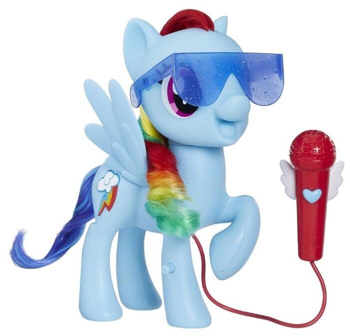 Игровой набор Hasbro My Little Pony Поющая Радуга Дэш E1975