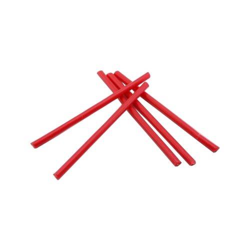 Свеча Magic-Kniga Часовая (восковая), красный