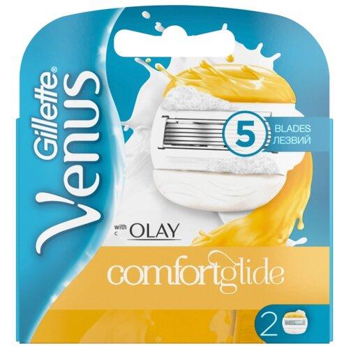 Venus & Olay Сменные лезвия упаковка из 2 шт