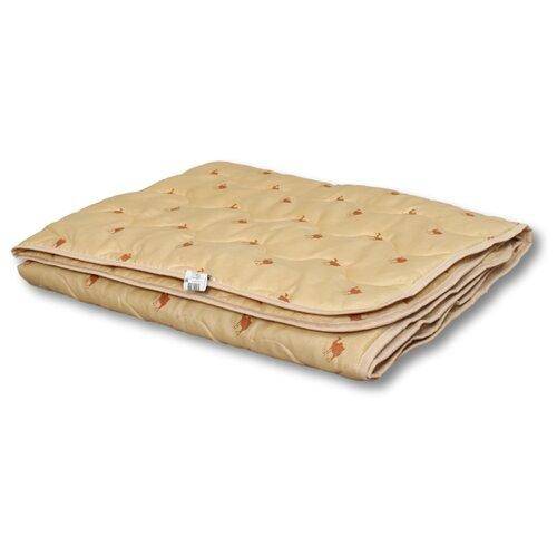 Одеяло АльВиТек Camel, легкое, 140 х 205 см (кремовый) одеяло belashoff белое золото стеганое легкое цвет белый 140 х 205 см