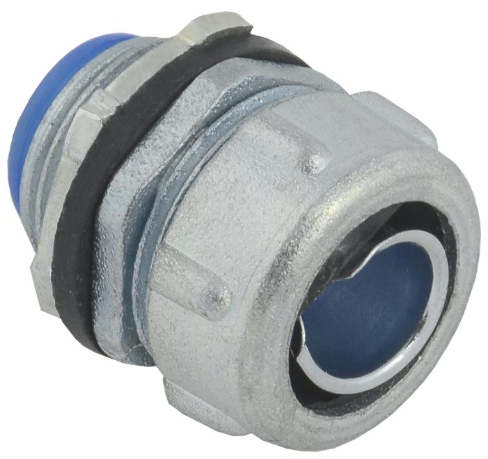 Резьбовое соединение для защитного металлорукава IEK CMP20D-MB-012-010