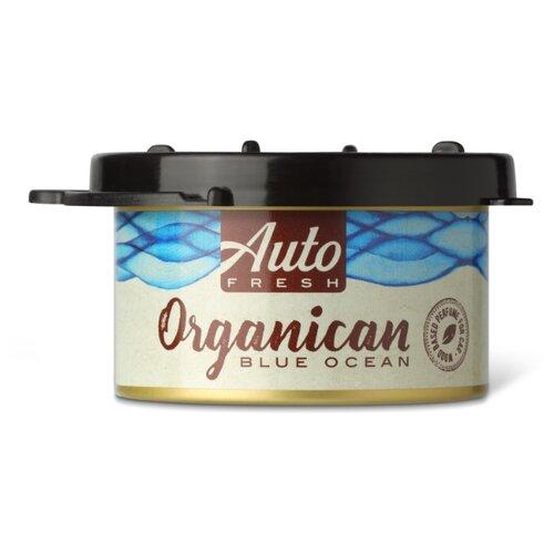 Auto Fresh Ароматизатор для автомобиля Organican Blue Ocean 60 мл