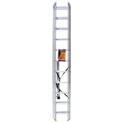 Лестница трансформер 3-секционная ВИХРЬ ЛА 3х11