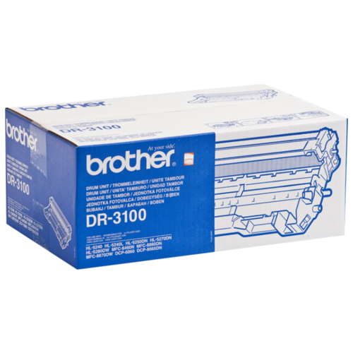 Фото - Фотобарабан Brother DR-3100 фотобарабан brother dr 320cl