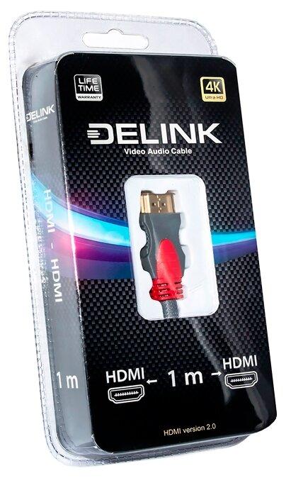 Кабель Delink HDMI - HDMI