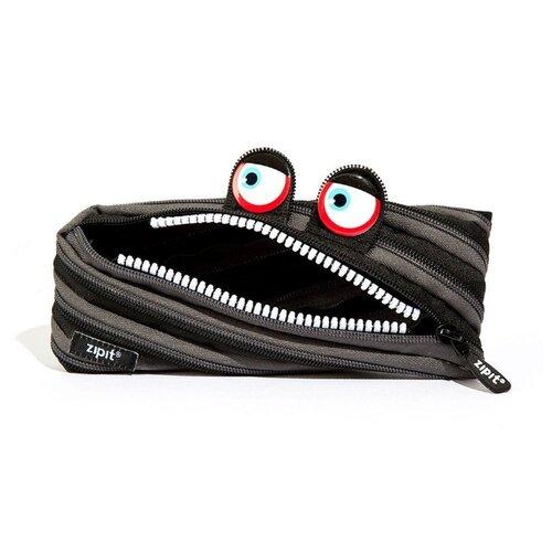 ZIPIT Пенал Wildlings Pouch (ZTM-WD) черный zipit пенал сумочка neon pouch цвет розовый