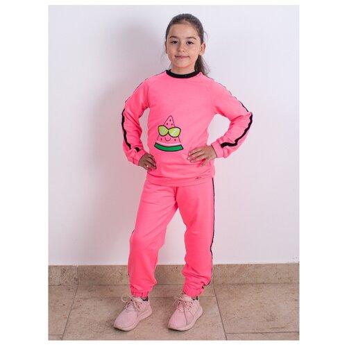 Спортивный костюм Prikinder размер 104, розовый