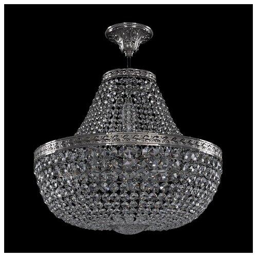 Люстра Bohemia Ivele Crystal 1911 19111/H1/45IV NI, E14, 320 Вт bohemia crystal люстра bohemia crystal 1911 45 z ni
