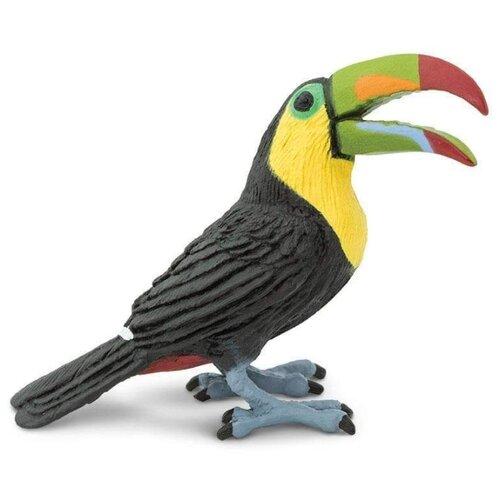 Купить Фигурка Safari Ltd Wings of the World Birds Тукан 264129, Игровые наборы и фигурки