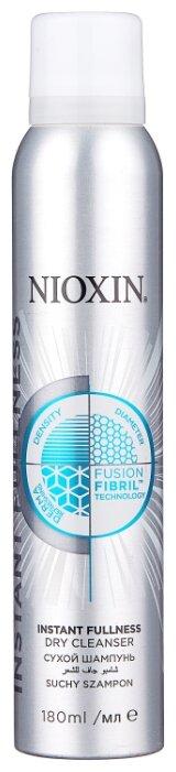 Сухой шампунь Nioxin Instant Fullness Dry Cleanser, 180 мл