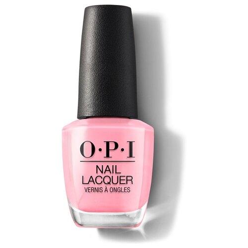 Лак OPI Nail Lacquer Classics, 15 мл, оттенок Suzi Nails New Orleans opi gelcolor suzi shops and islnd hops гель лак 15 мл
