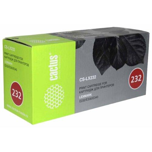 Купить Картридж cactus CS-LX232, совместимый