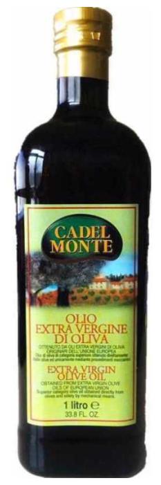 Cadel Monte Масло оливковое масло Extra virgin