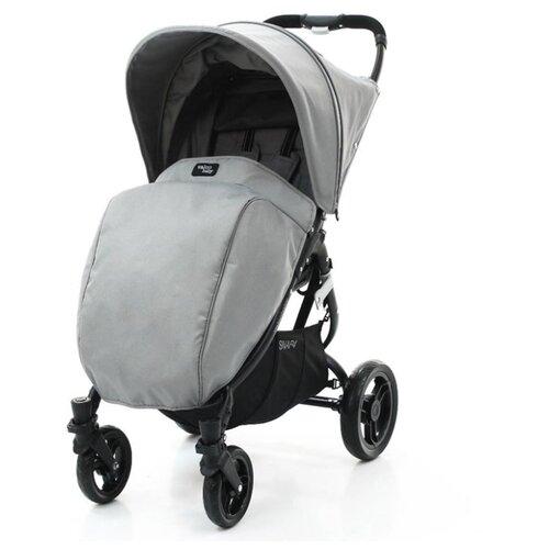 Купить Накидка на ножки Valco baby Boot Cover Snap & Snap 4 / Cool Grey, Аксессуары для колясок и автокресел