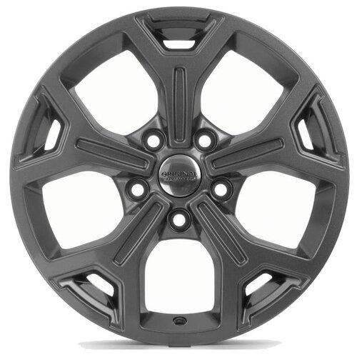 Фото - Колесный диск SKAD KL-318 6.5x16/5x114.3 D67.1 ET50 Графит колесный диск legeartis h44 7x18 5x114 3 d64 1 et50 s